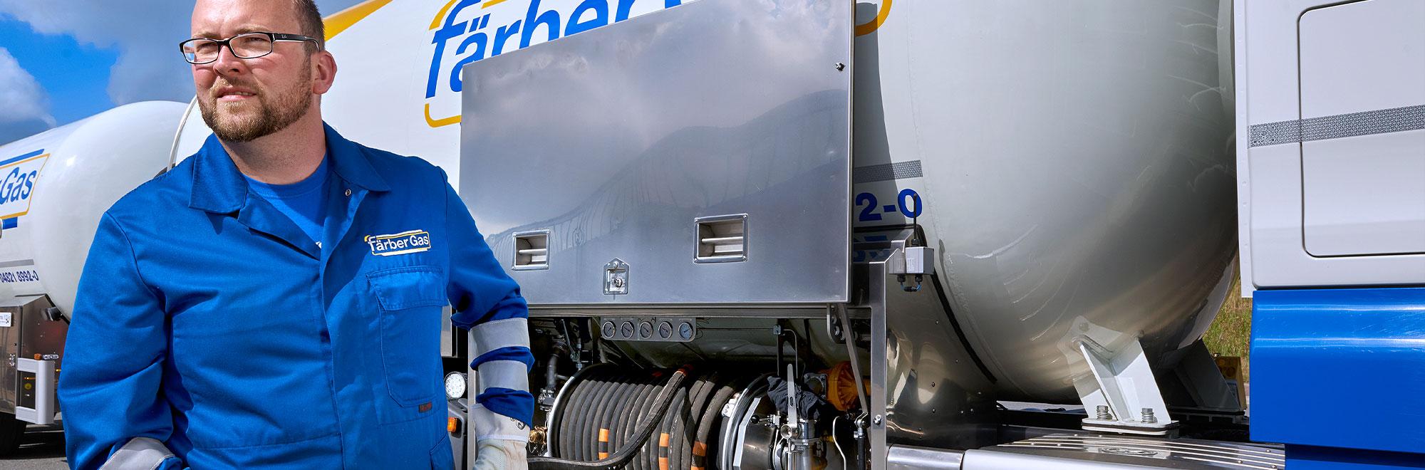 Färber Gas Stellenangebote